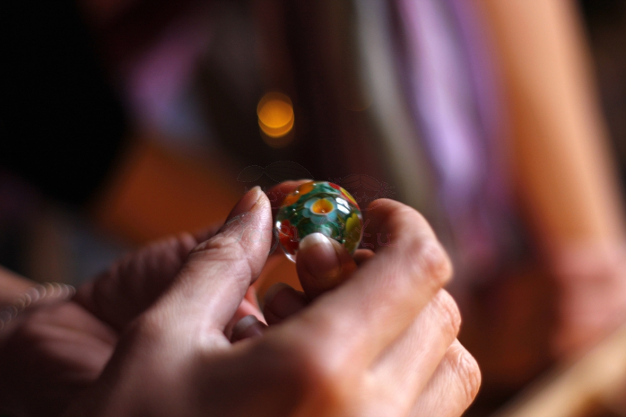 Individuální kurz vinutých perel - 4 hodiny